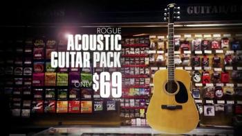 Guitar Center Black Friday Sale TV Spot, 'Rock On'