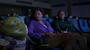 Mucinex TV Spot, 'Movie Theater' thumbnail