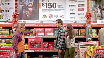The Home Depot TV Spot, 'Época de Vacaciones' [Spanish] thumbnail