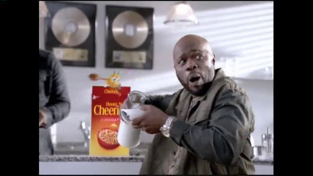 Cheerios TV Commercial, 'Sweet Improv' Featuring Naturally 7 ...
