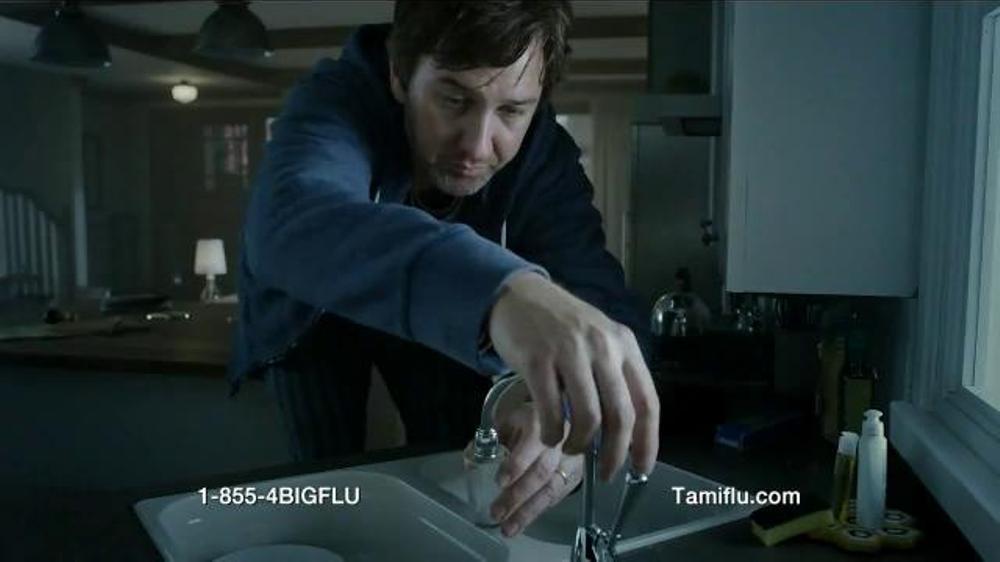 Tamiflu TV Spot, 'A Big Deal' Featuring Andrew Burlinson thumbnail