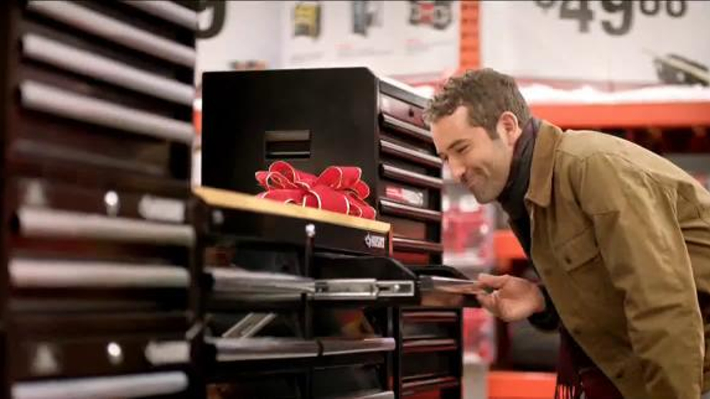 The Home Depot TV Spot, 'The Holiday Clock is Ticking' thumbnail