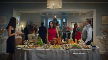 Old Navy: Christmas Dinner