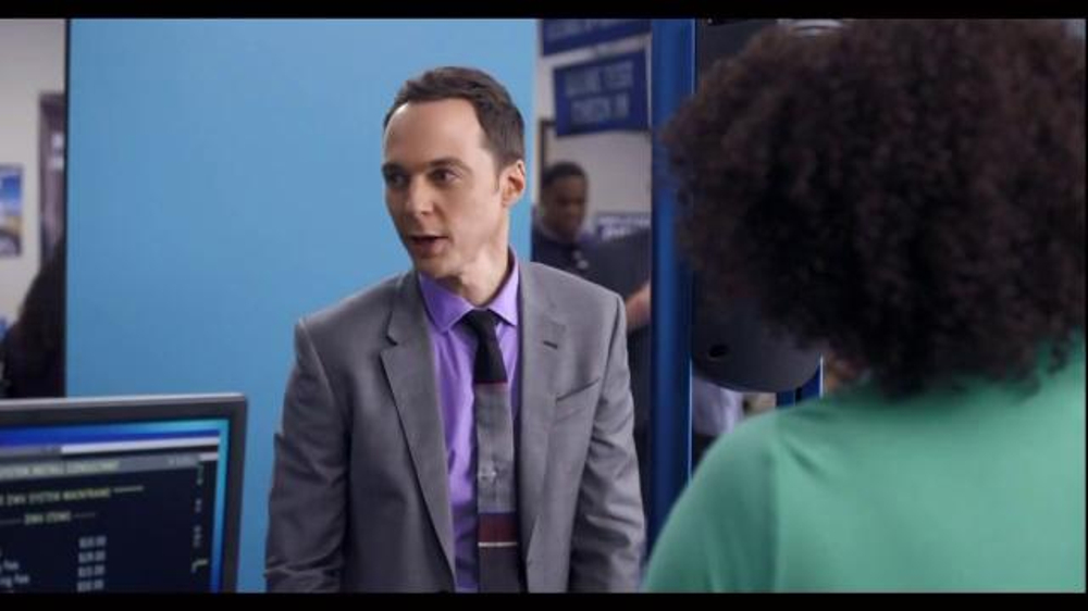 Intel RealSense TV Spot, 'Trip to the DMV' Featuring Jim Parsons