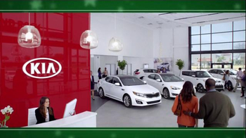 2014 Kia Holiday Sales Event TV Spot, 'Year End Deals' thumbnail