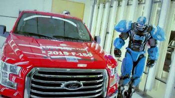 2015 Ford F-150 TV Spot, 'Future of Tough' thumbnail