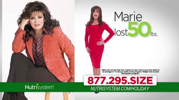Nutrisystem TV Spot, 'Holiday Season' Ft. Melissa Joan Hart, Marie Osmond thumbnail