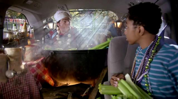 Popeyes Spicebox Chicken TV Spot, 'Nickelodeon: Car Ride'