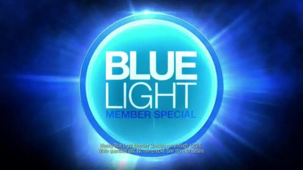Blue light porn