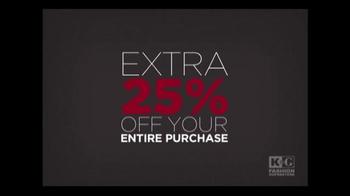 K&G Fashion Superstore Black Friday Sale TV Spot, 'Save Big'