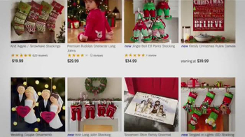 Personal Creations TV Spot, 'Personal Christmas Gifts'