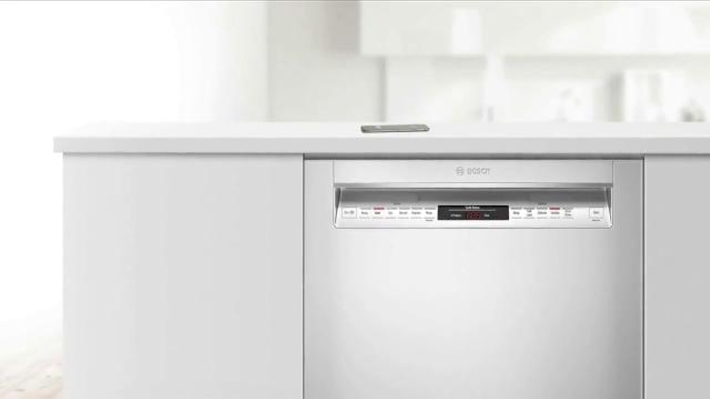 Bosch TV Commercial, 'Quietest Dishwasher in the U.S ...
