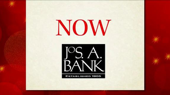 JoS. A. Bank Black Friday Doorbusters TV Spot, 'With Topcoats and Blazers'
