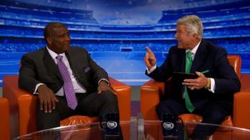 Amazon Fire HD TV Spot, 'NFL Pregame Show' Featuring Jimmy Johnson
