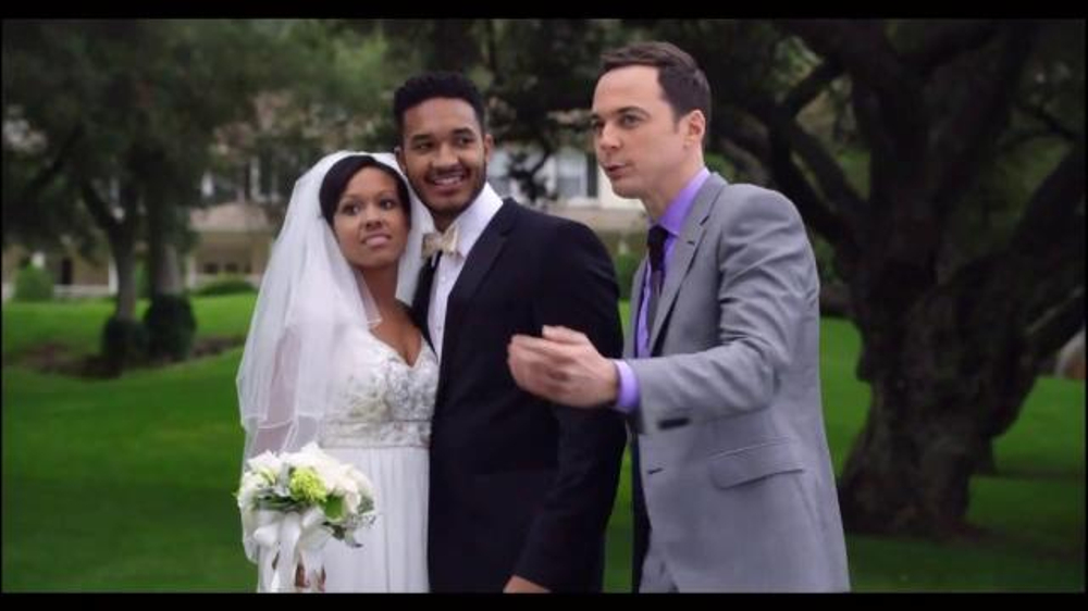 Intel realsense tv commercial wedding featuring jim parsons ispot