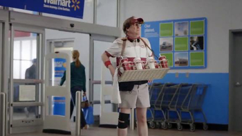 Dr Pepper TV Spot, 'College Football: Larry Coaches the Store'