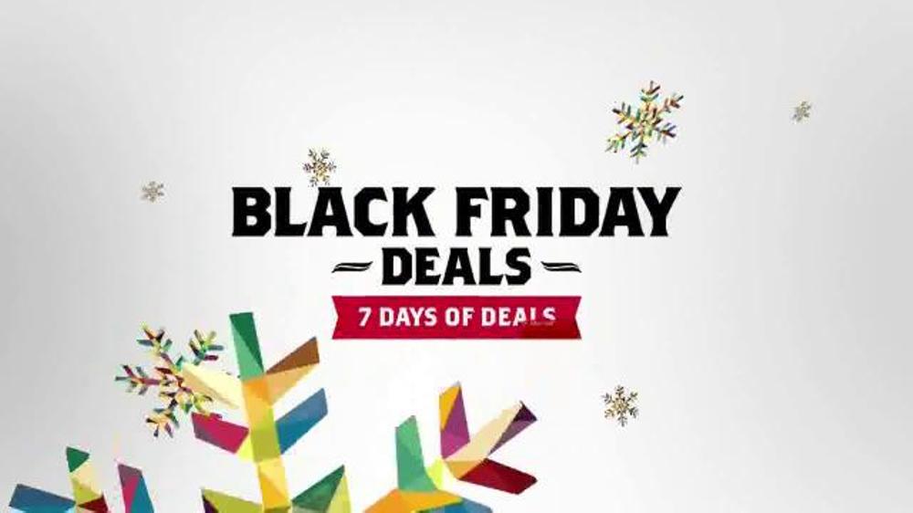 lowe 39 s black friday deals tv spot 39 christmas decorations 39 screenshot 2. Black Bedroom Furniture Sets. Home Design Ideas