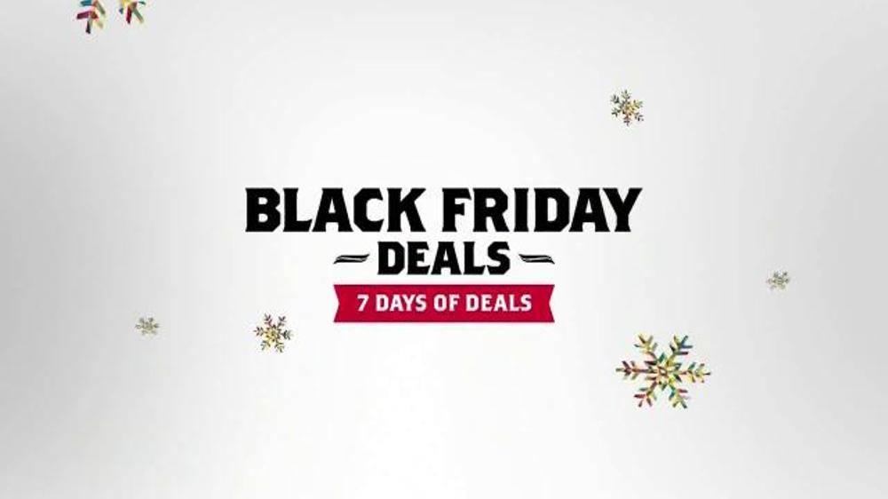 Lowe 39 s black friday deals tv spot 39 christmas decorations for Christmas decoration deals