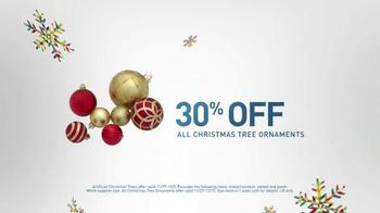 Lowe's Black Friday Deals TV Spot, 'Christmas Decorations'