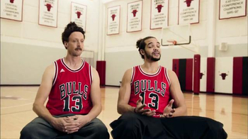 NBA Swingman Jersey TV Spot, 'Dr. Tom Murphy' Featuring Joakim Noah