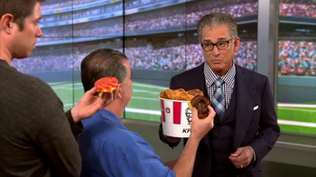 KFC TV Spot, 'Couchgating' Featuring Mike Francesa