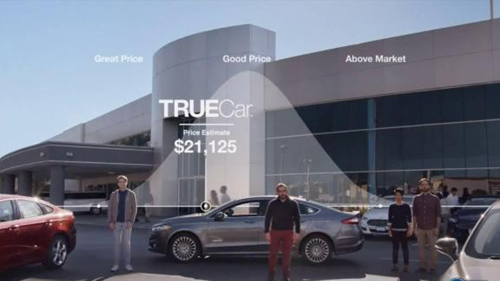 TrueCar TV Commercial, 39;The TrueCar Curve39;  iSpot.tv
