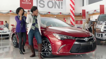 Toyota Toyotathon TV Spot, 'Dance' - 134 commercial airings