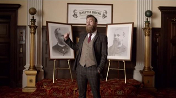The Smith Bros. TV Spot, 'The First Ever Cough Drop'