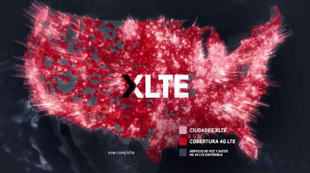 Verizon XLTE TV Spot, 'No te Conformes' [Spanish] thumbnail