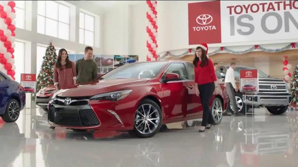 2015 Toyota Camry TV Spot, 'Test-Drive' - Screenshot 1