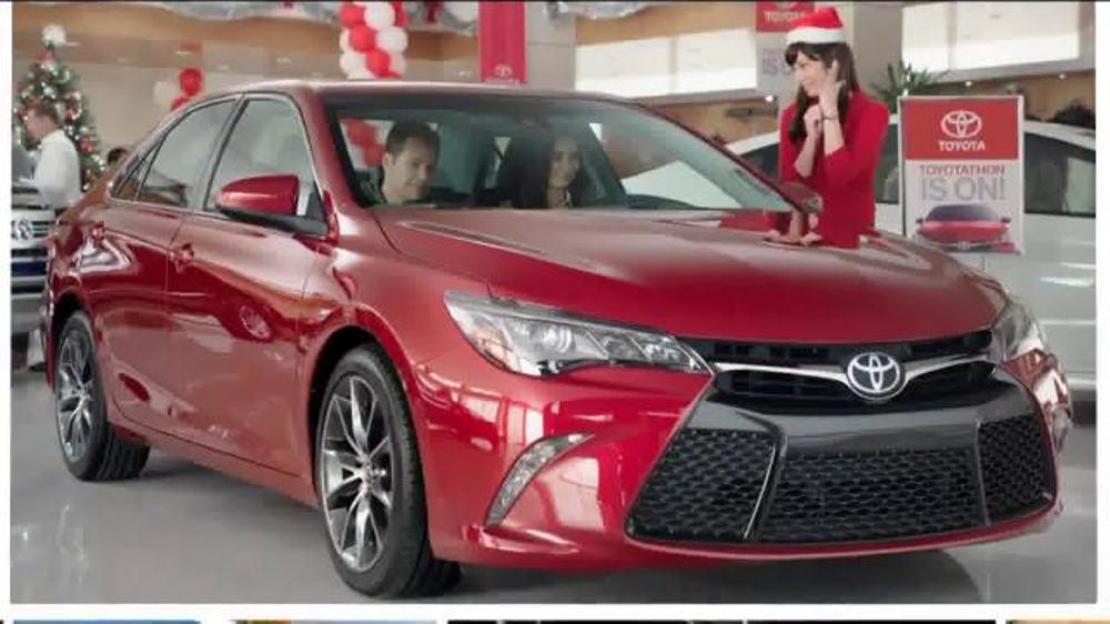 2015 Toyota Camry TV Spot, 'Test-Drive' - Screenshot 8