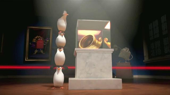 McDonald's Happy Meal TV Spot, 'Penguins of Madagascar' [Spanish]
