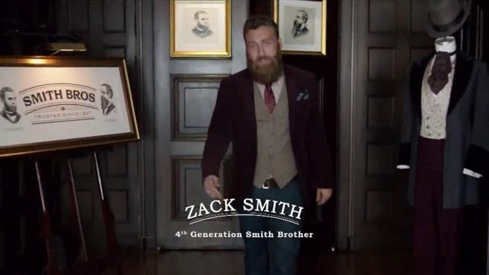 The Smith Bros. TV Commercial, 'Zack Smith Bee Keeper