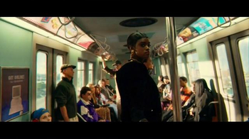 Hennessy TV Spot, 'Subway' Featuring Nas