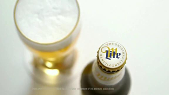 Miller Lite: Our Golden Rule