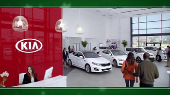 2015 Kia Optima TV Spot, 'Evento Holiday de Kia' [Spanish] thumbnail
