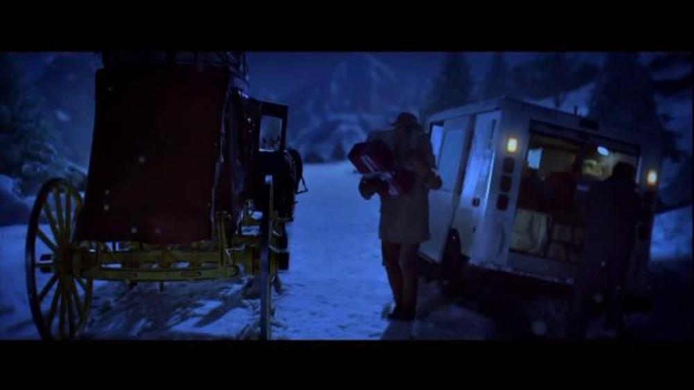 Wells Fargo TV Spot, 'The Stagecoach and the Snowmen' - Screenshot 2
