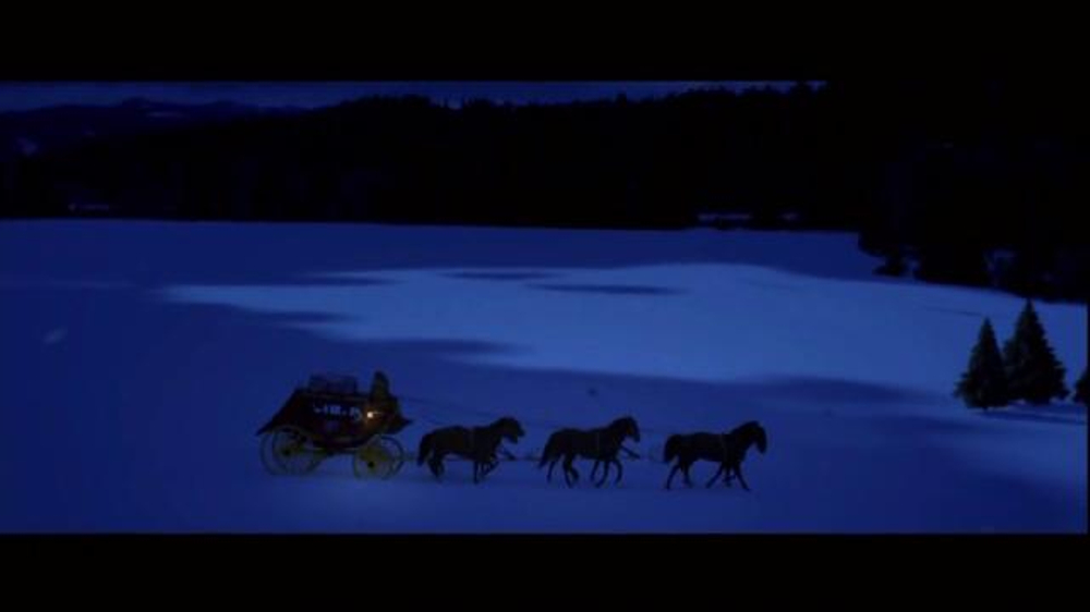 Wells Fargo TV Spot, 'The Stagecoach and the Snowmen' - Screenshot 4