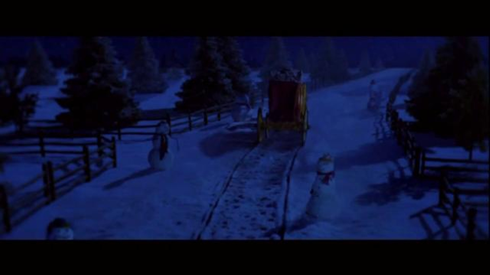 Wells Fargo TV Spot, 'The Stagecoach and the Snowmen' - Screenshot 7