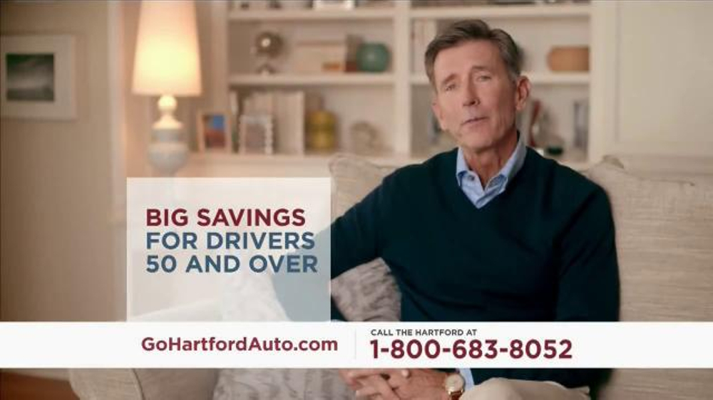 AARP Hartford Auto TV Spot, 'Auto Savings' Featuring Matt ...
