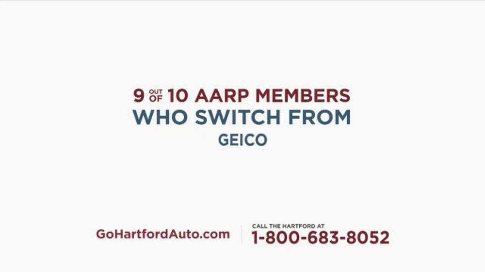 Aarp Hartford Auto Tv Spot Auto Savings Featuring Matt