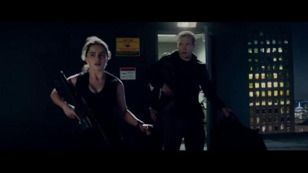 Terminator genisys tv movie trailer - Sarah connor genisys actress ...