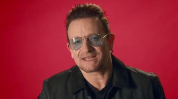 Bank of America (Red) TV Spot, 'One Step Closer' Featuring Bono thumbnail