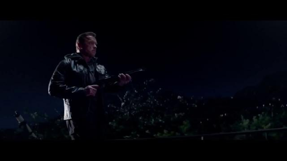 Terminator Genisys Super Bowl 2015 TV Movie Trailer