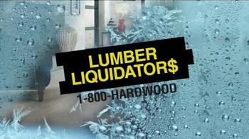 Lumber Liquidators TV Spot, 'Lose the Winter Blues'