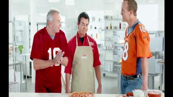 Papa John's: Super Bowl 2015 Free Pizza Promo