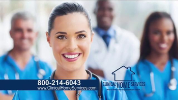 Clinical Home Services: In-Home Care