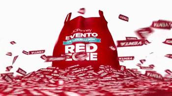 JCPenney Evento de Liquidación Red Zone TV Spot, 'Ven y Ahorra' [Spanish]
