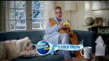 Alka-Seltzer Plus Severe Cold & Flu TV Spot, 'Runny Nose'