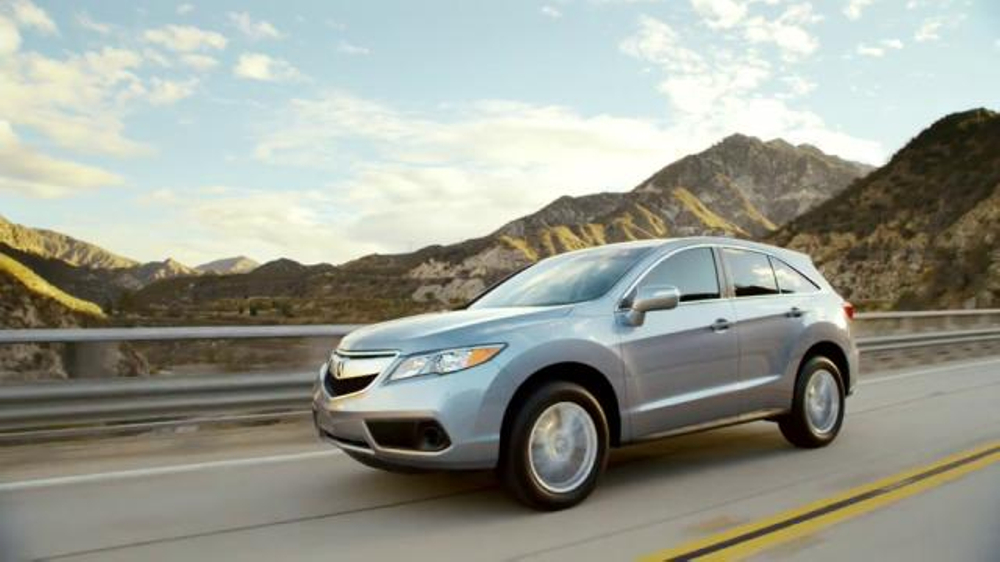 2015 Acura RDX TV Spot, 'Drive Like a Boss' Song by